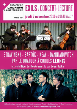 Poster of Leonis concert